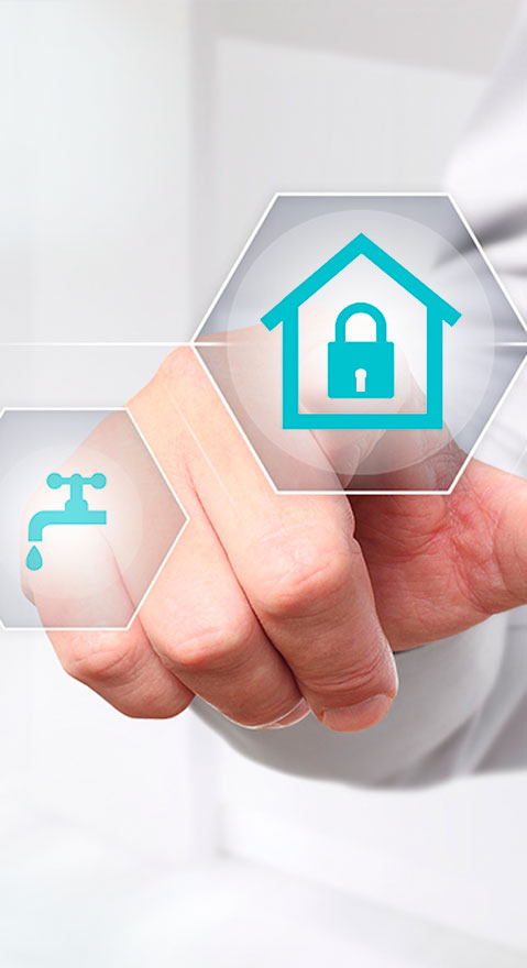 Technology<br>Smart home